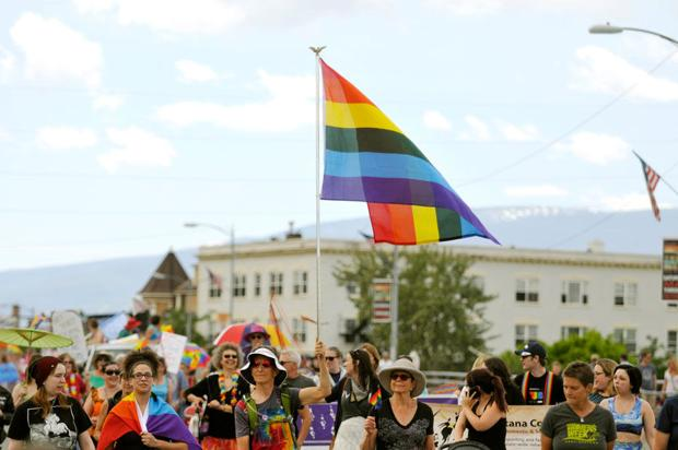 Montana's LBGT community continues march toward equality