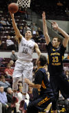 Men's basketball: Montana travels to Portland State
