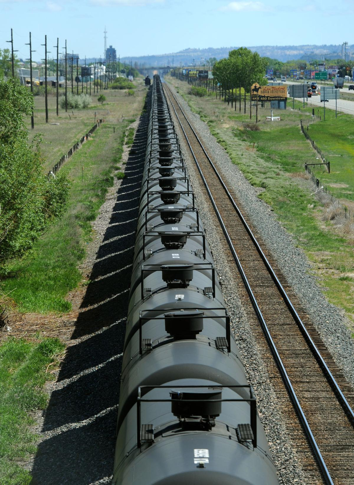 Bnsf Seeks To Speed Up To 60 Mph Through Miles City