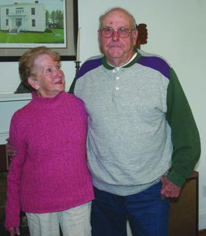 Ann and Ted Chappell