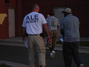 ALE agents make arrests