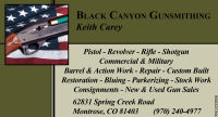 Black Canyon Gunsmithing