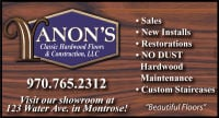 Yanons Classic Hardwood floors