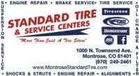 Standard Tire And Service Center