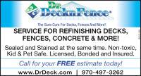 Dr DecknFence
