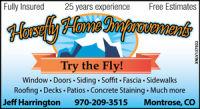 Horsefly Home Improvements