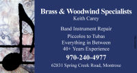 Brass and Woodwind Specialists