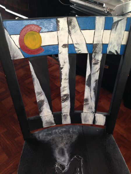 Chair Ity Aids Arts Center Saturday Local News Stories