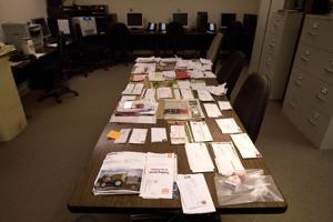 Deputies find bags of stolen mail