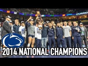 Penn State Wrestling - 2014 NCAA Champions
