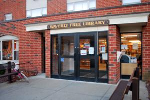 Waverly Library fires director