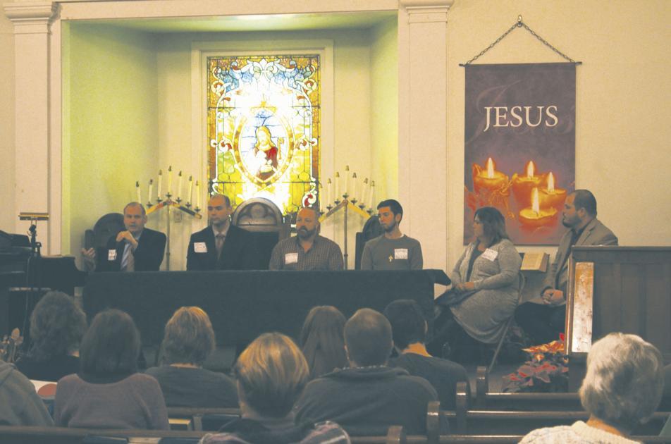Community substance abuse talk