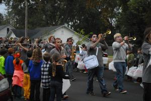 LCHS Halloween Parade