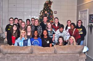NHS members discover the gift of giving back