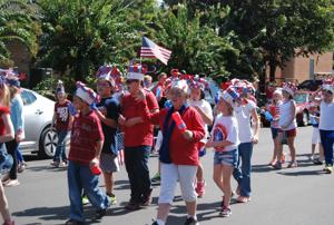 MES Constitution Week Parade