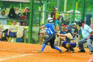 Lady Hornets fall just short of title game