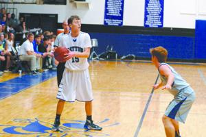 Hatton boys fall to Wildcats