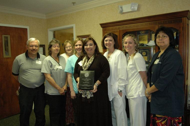 NHC wins excellence award