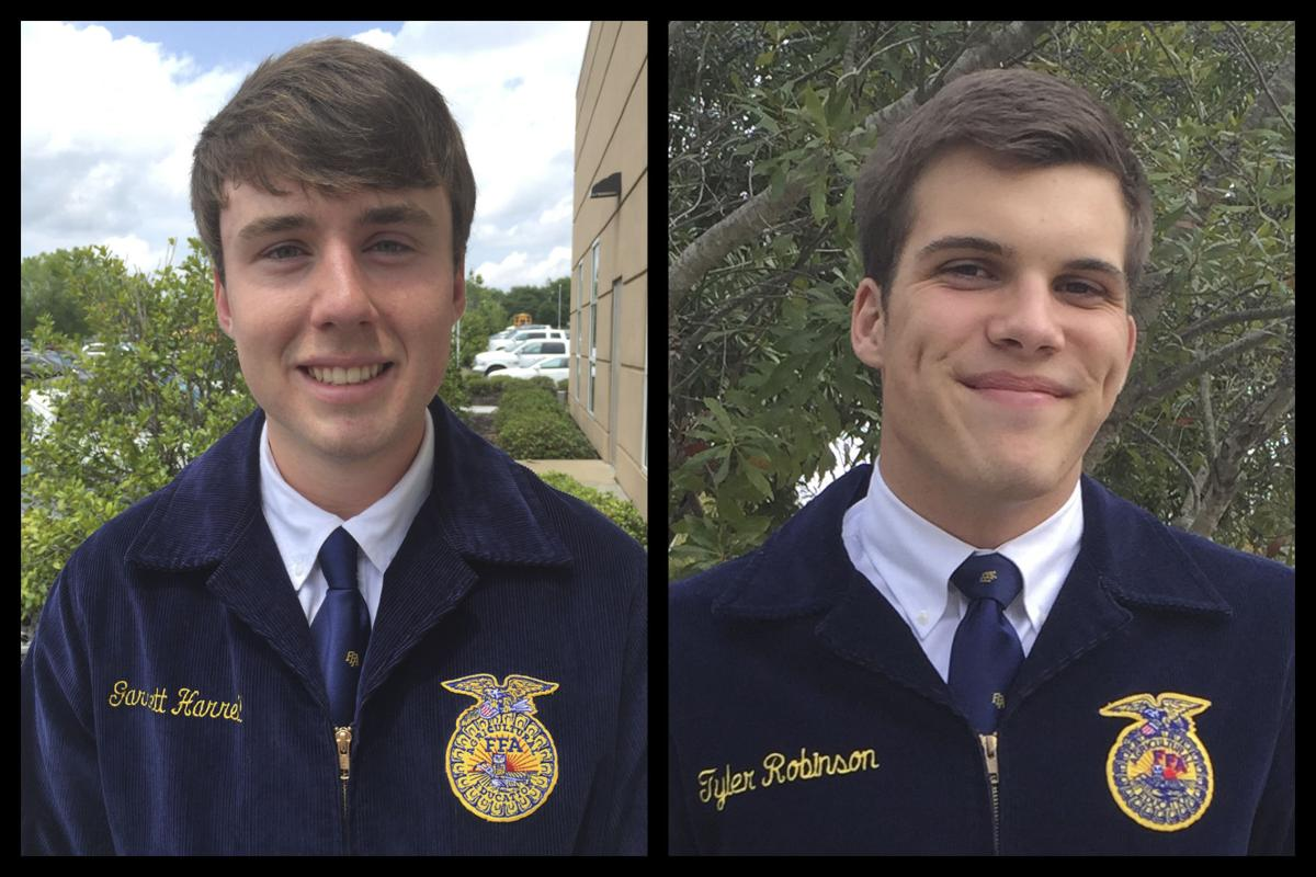 colquitt county ffa shooting for 2 stars ga fl news ffa stars contenders