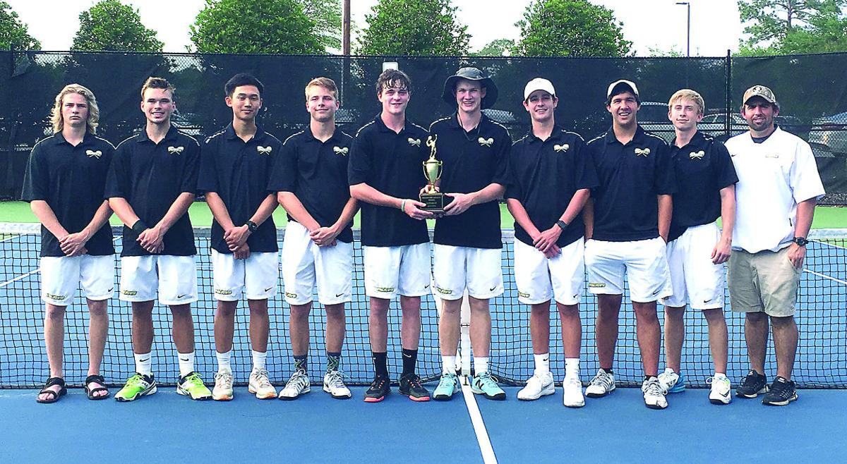 colquitt boys tennis team to play host to north paulding local colquitt county boys tennis team