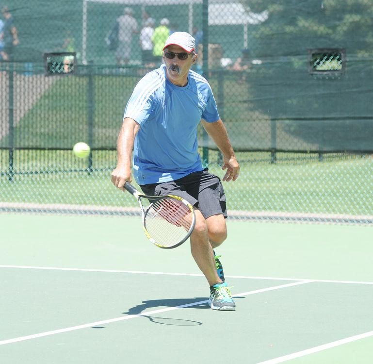 Tennis players heat up at Lyle Pearson holiday tourney - Idaho Mountain Express Newspaper: Local
