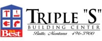 "Triple ""S"" Building Center"