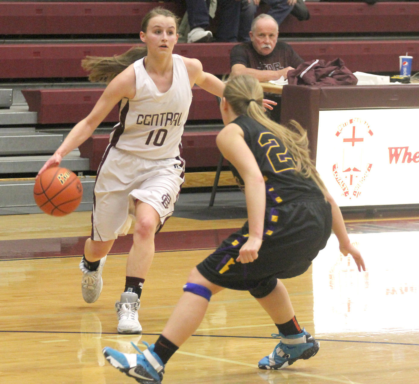 Butte Central Girls Remain Perfect at 14-0