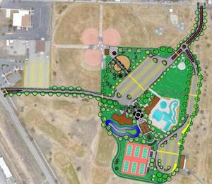 'Destination playground': Big improvements, new features in store for Stodden Park