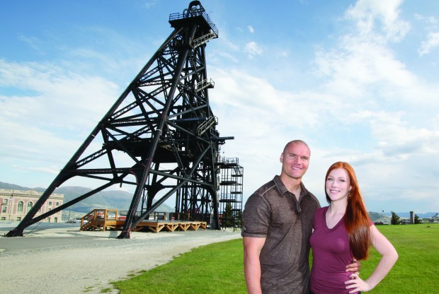 butte original  u2014 headframe weddings grow in popularity