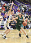 Tech women upset Carroll in Frontier tournament, 52-45
