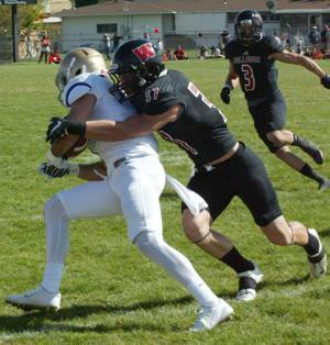 Carroll College at Montana Western football