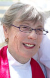 New priest ordained in Sheridan Christ Episcopal Church
