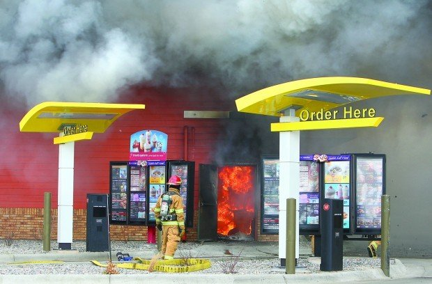 Mcdonald S Restaurant Burns Butte News Mtstandard Com