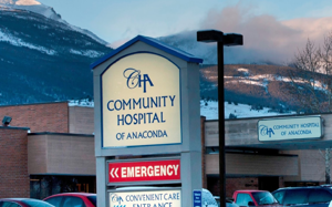 Community Hospital named top critical access hospital