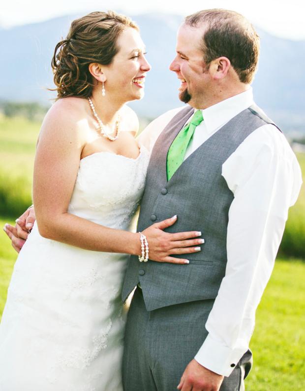 Lynn wedding BIG SKY, JULY 26