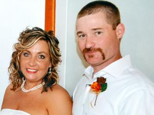 Wedding: Patty and Andy Olson