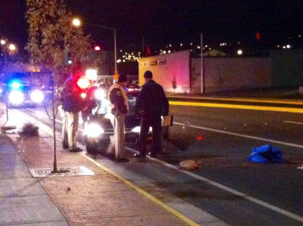 Car Accident Montana Avenue