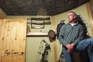 Butte Man S Cave Is Classy Redneck Local Mtstandard Com
