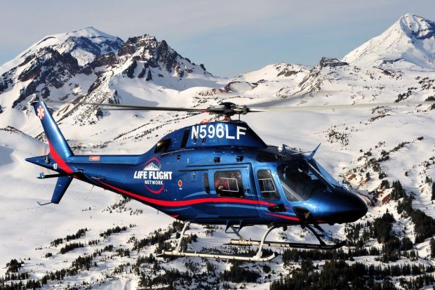 Life Flight Network Takes Off In Butte