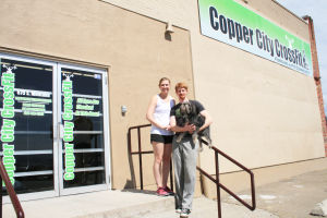 Copper City CrossFit relocates to South Montana Street