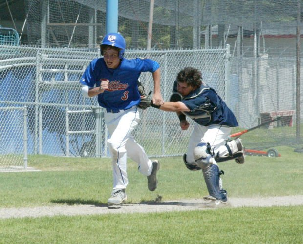 Cubs win two on Day 1 Host Dillon team fights past Butte, G. Falls clubs in American Legion baseball