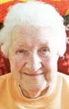 Jeanette C. Trythall, 96