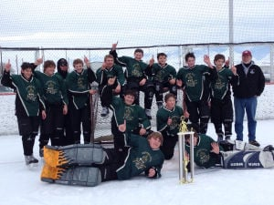 Copper City Kings Bantam squad ices the competition
