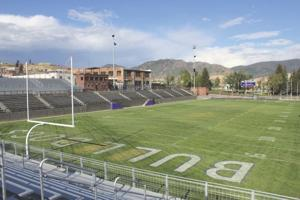 Griz take scrimmage on the road to Butte's historic Naranche Stadium