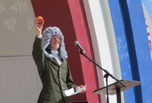 About 600 gather in Helena for March for Science