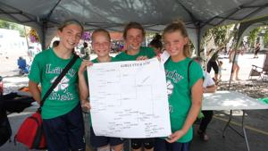 Lady Irish win Flatehead Lake tournament