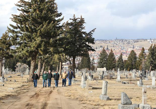 Saving St. Patrick's: Hibernians hope others join in restoring cemetery