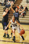 Butte girls fall to Skyview, 49-37
