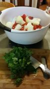 Turn up the heat with homemade salsa