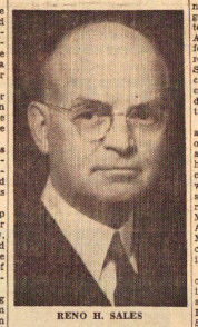 Mining City History: Reno Sales, mining geologist, made his name in Butte